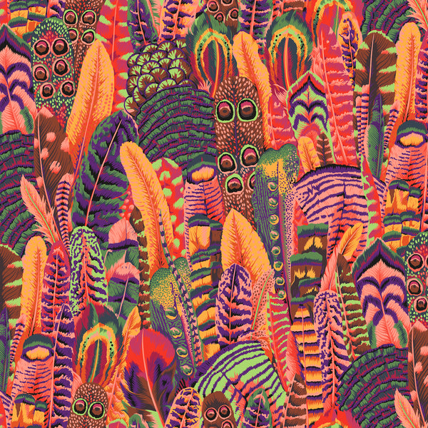 Kaffe Fassett Feathers - Summer