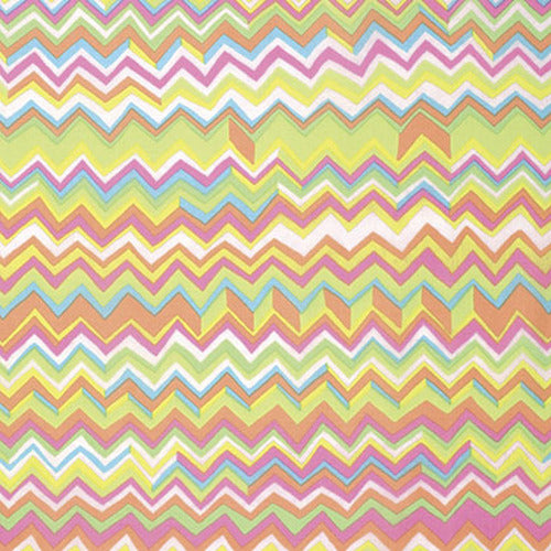 Brandon Mably Zig Zag- Yellow