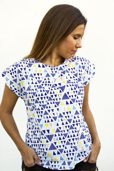 Sew to Grow patterns- Bondi Top