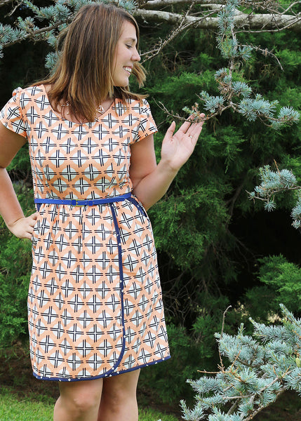 Sew to Grow patterns- Flatter Me Frock