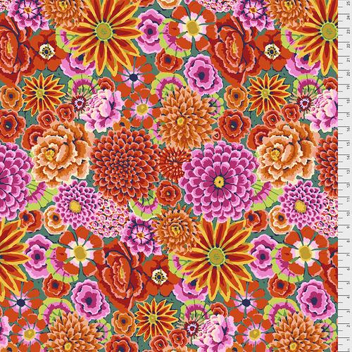 Kaffe Fassett Enchanted - Red