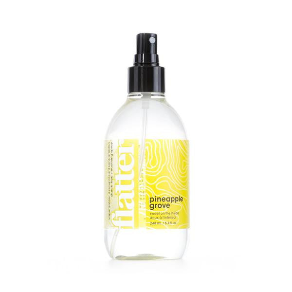 Flatter- Starch-free smoothing spray- four scents