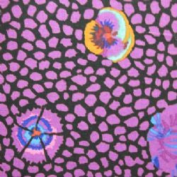 Kaffe Fassett Guinea Flower- Purple