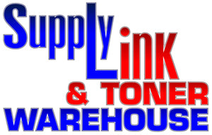 SupplyLink and Toner logo