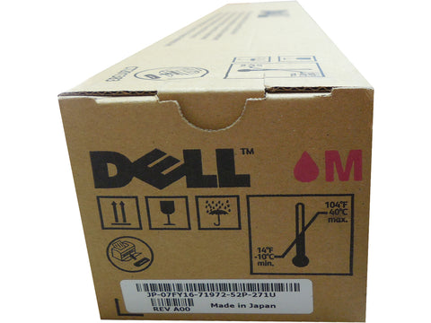 DELL 7FY16 Magenta High Yield Toner 20k