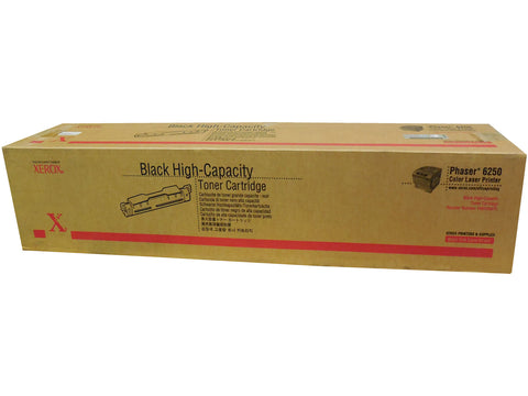 XEROX 106R00675 (106R675) Black High Yield Toner 8k