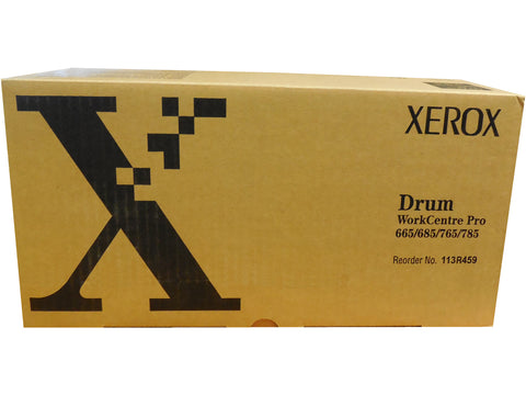 XEROX 113R00459 (113R459) Black Drum Unit 10k