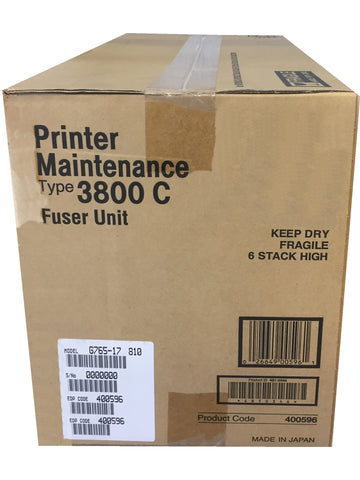 RICOH 402052 Fuser Unit Maintenance Kit Type 7100C