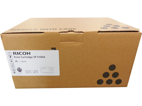 RICOH 407169 Black Toner SP5100A