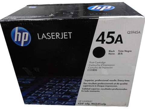 HP Q5945A (45A) Black Toner 18k