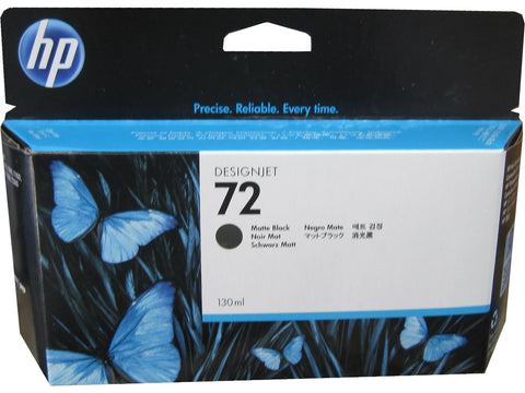 HP C9403A (72) Matte Black High Yield Ink 130ml