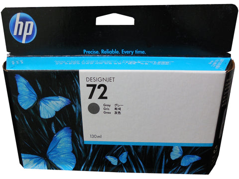 HP C9374A (72) Gray High Yield Ink 130ml
