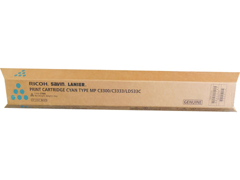RICOH 841279 Cyan Toner Type MP