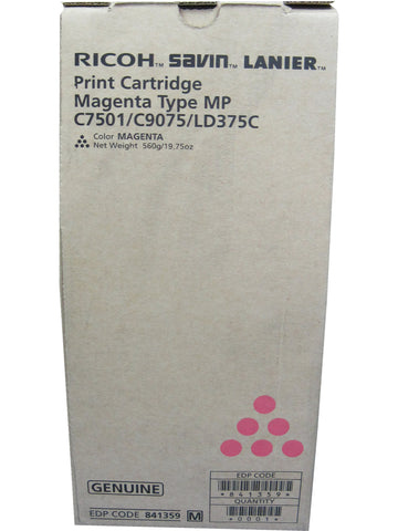 RICOH 841359 Magenta Type MP 21.6k
