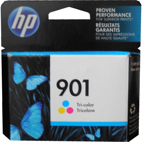 HP CC656AN (901) Tri-Color Ink Cartridge