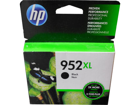 HP F6U19AN (952XL) Black Ink Cartridge