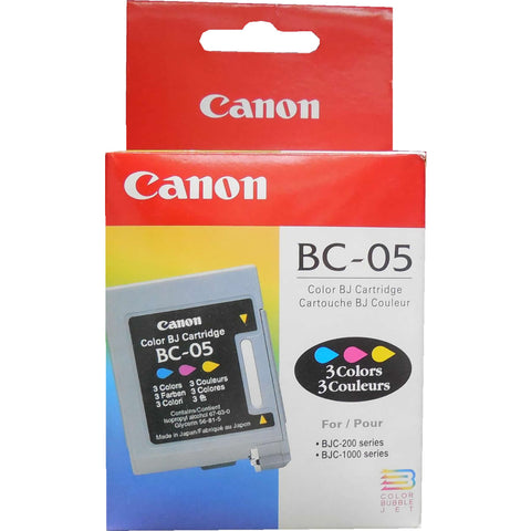 CANON BC-05 (0885A003) Tri-Color Ink Cartridge