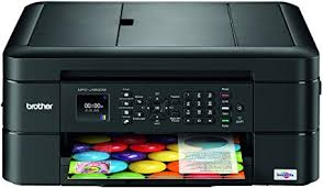 Brother MFC-J480DW Color Duplex Wireless Inkjet All-In-One Printer