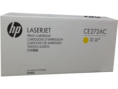 HP CE272AC (650A) Yellow Toner 15k
