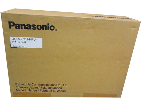 PANASONIC DQ-M25B24-PU Maintenance Kit 240k