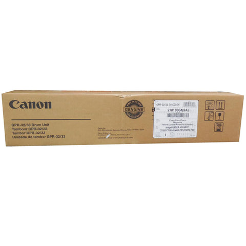 CANON GPR-32/33DC (2781B004BA) Color Drum Unit