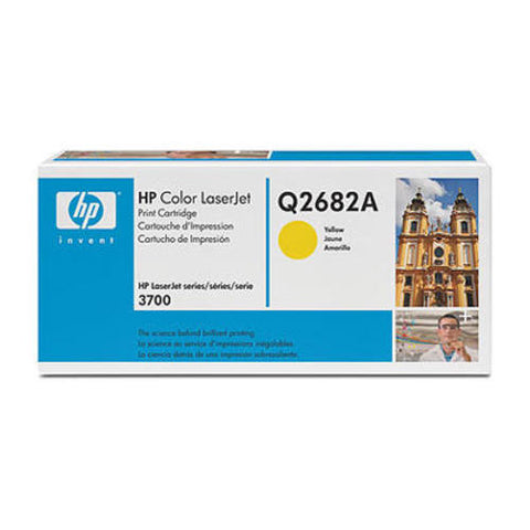 HP Q2682A (311A) Yellow Toner