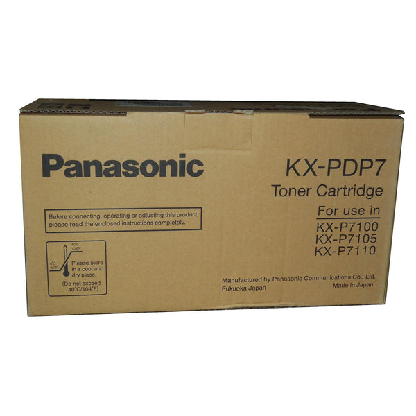 PANASONIC KX-PDP7 Toner Kit