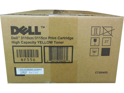 DELL NF556 (XG724) (G414M) Yellow Toner High Yield