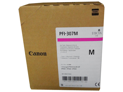 CANON PFI-307M (9813B001) Magenta Ink Cartridge