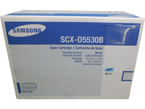 SAMSUNG SCX-D5530B Black High Yield Toner 8k