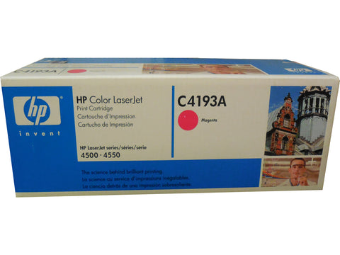HP C4193A (640A) Magenta Toner Cartridge