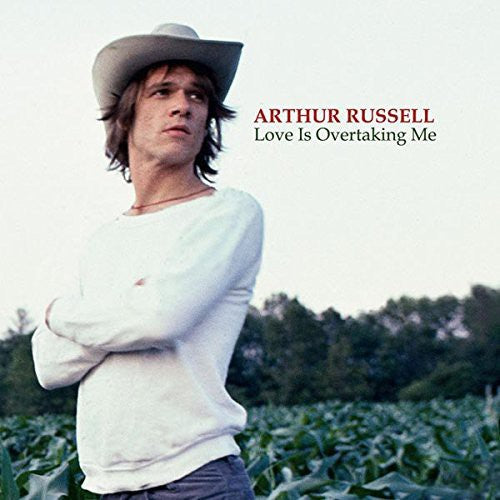 Arthur Russell - Love is Overtaking Me Vinyl
