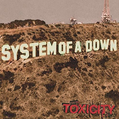 System of a Down - Toxicity Vinyl