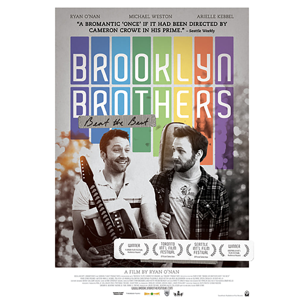 Brooklyn Brothers Poster