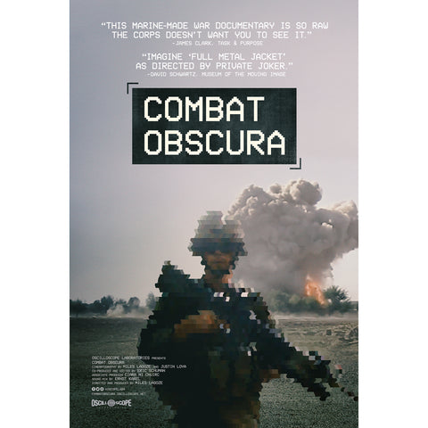 Combat Obscura Poster