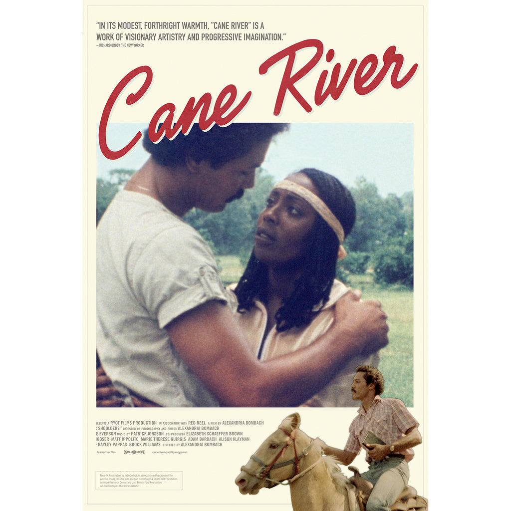 Cane River Poster