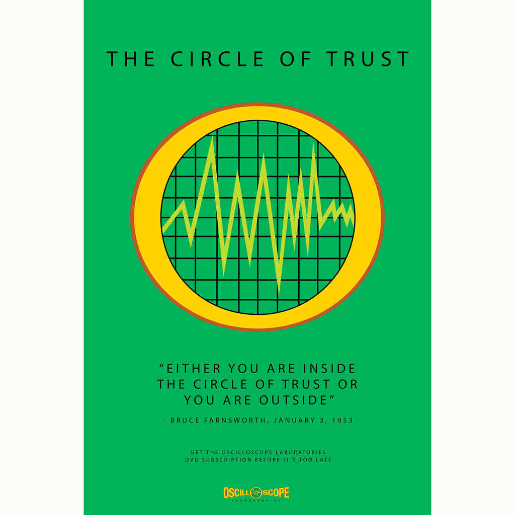 Circle of Trust Blu-ray & DVD Subscription