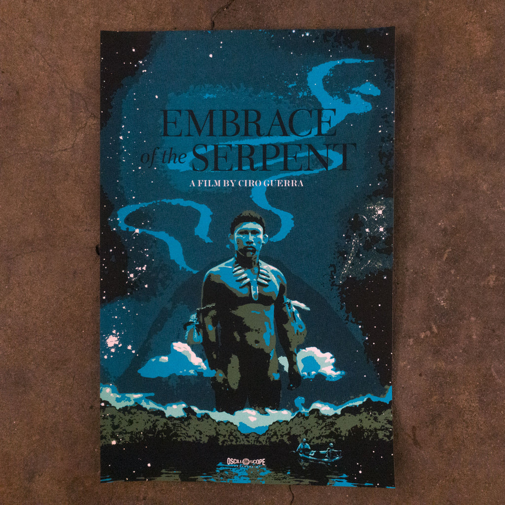 Embrace of the Serpent Screen Print