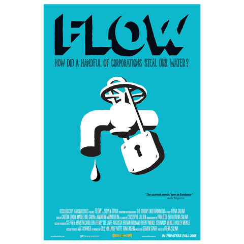 Flow Poster