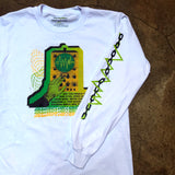 Hungry Ghost Press x Oscilloscope Labs Tee