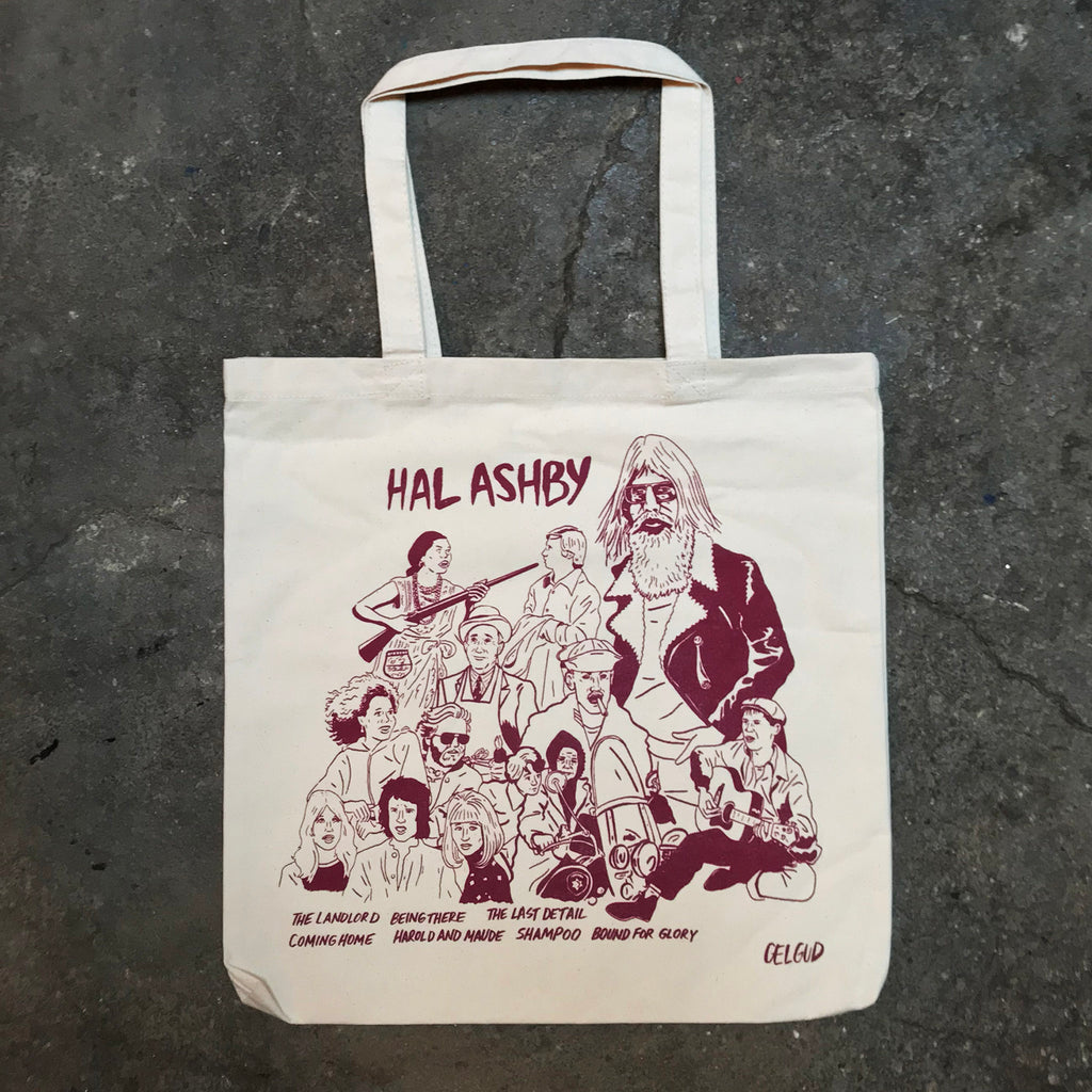 Hal Ashby Tote Bag