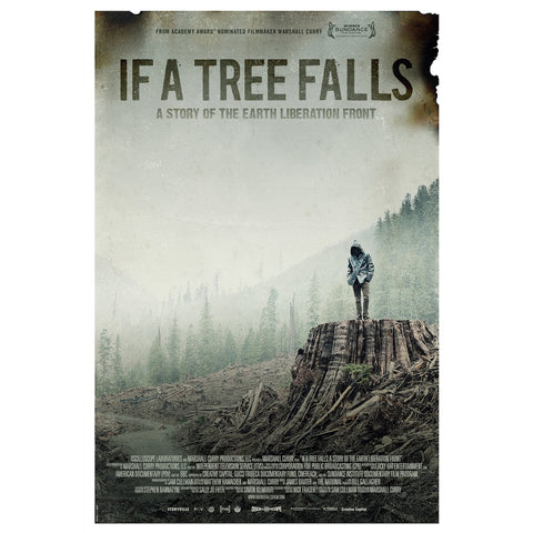 If A Tree Falls Poster