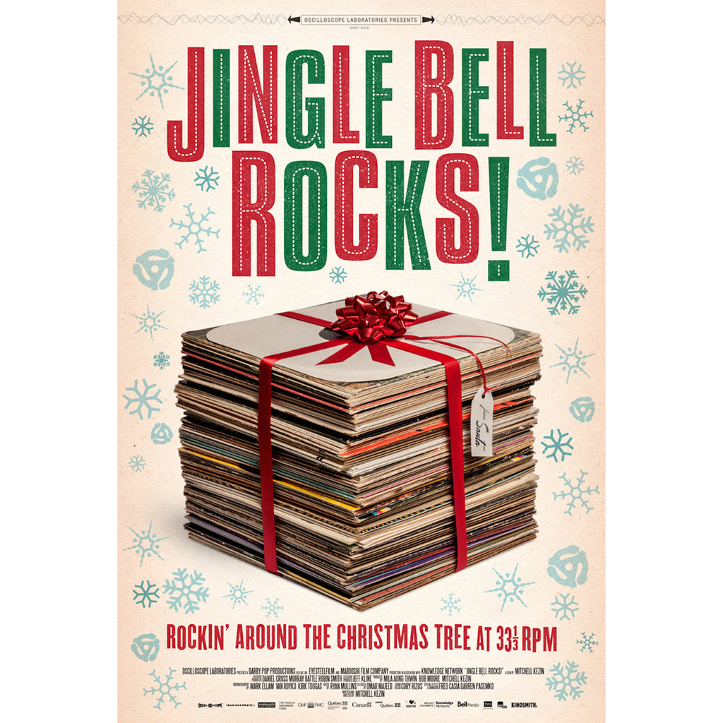 Jingle Bell Rocks! Posters