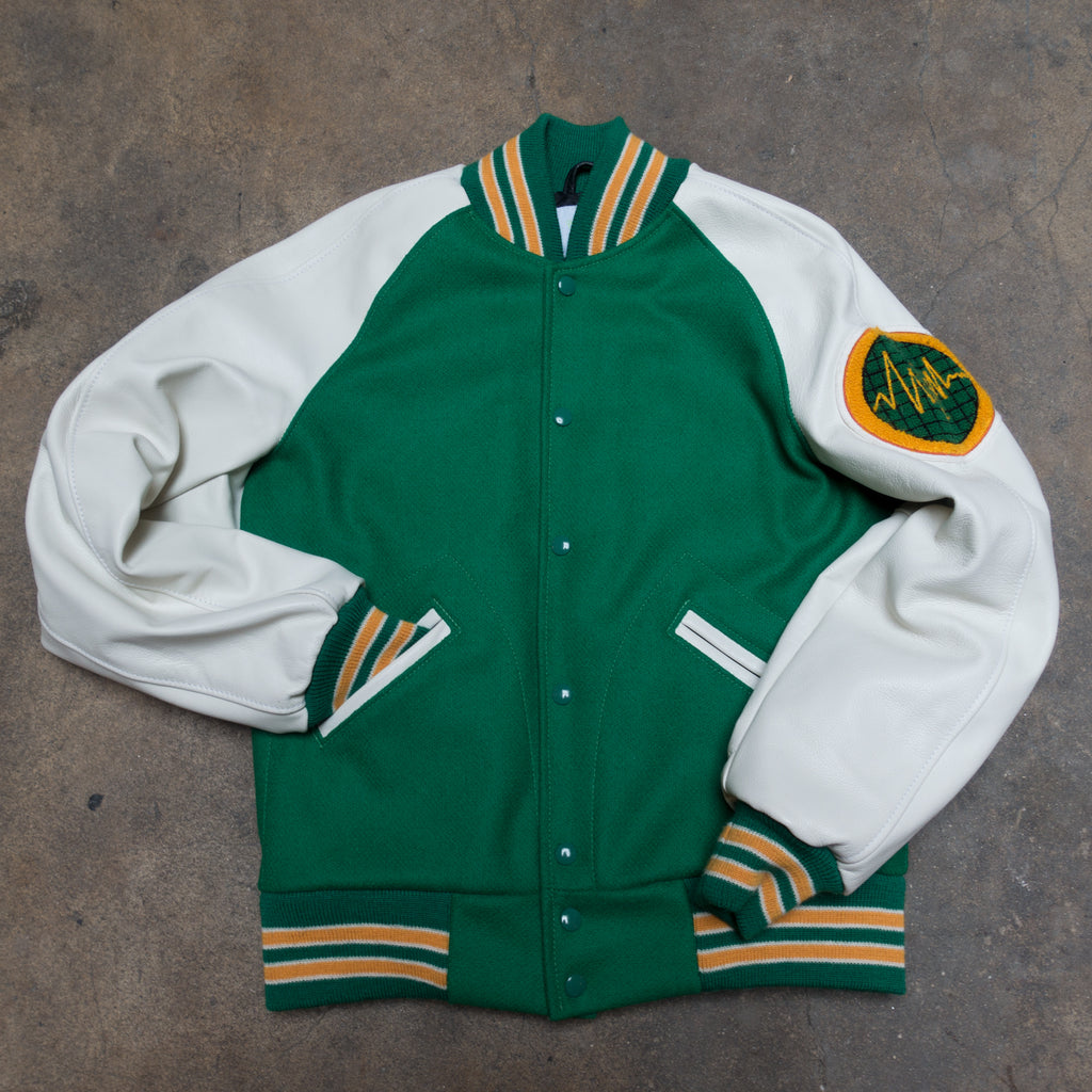 O-Scope Varsity Jacket