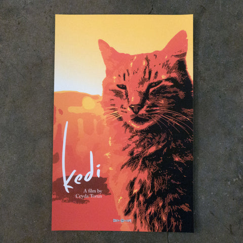 Kedi Screen Print