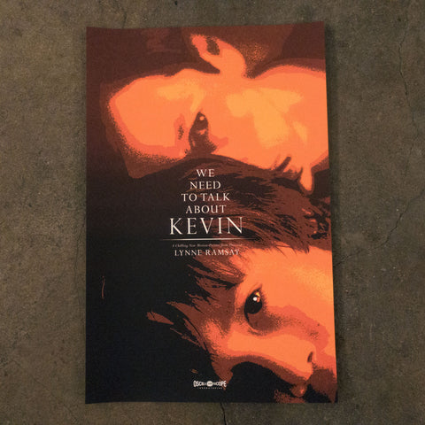 We Need to Talk About Kevin Screen Print