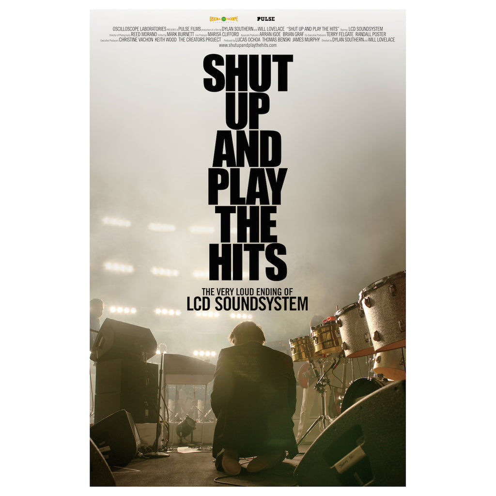 Shut Up and Play The Hits Posters