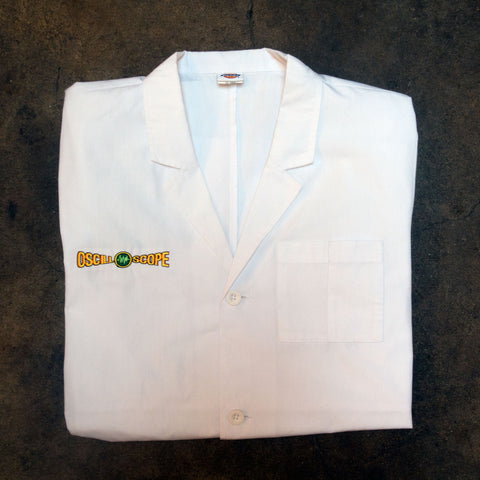 Logo Lab Coat