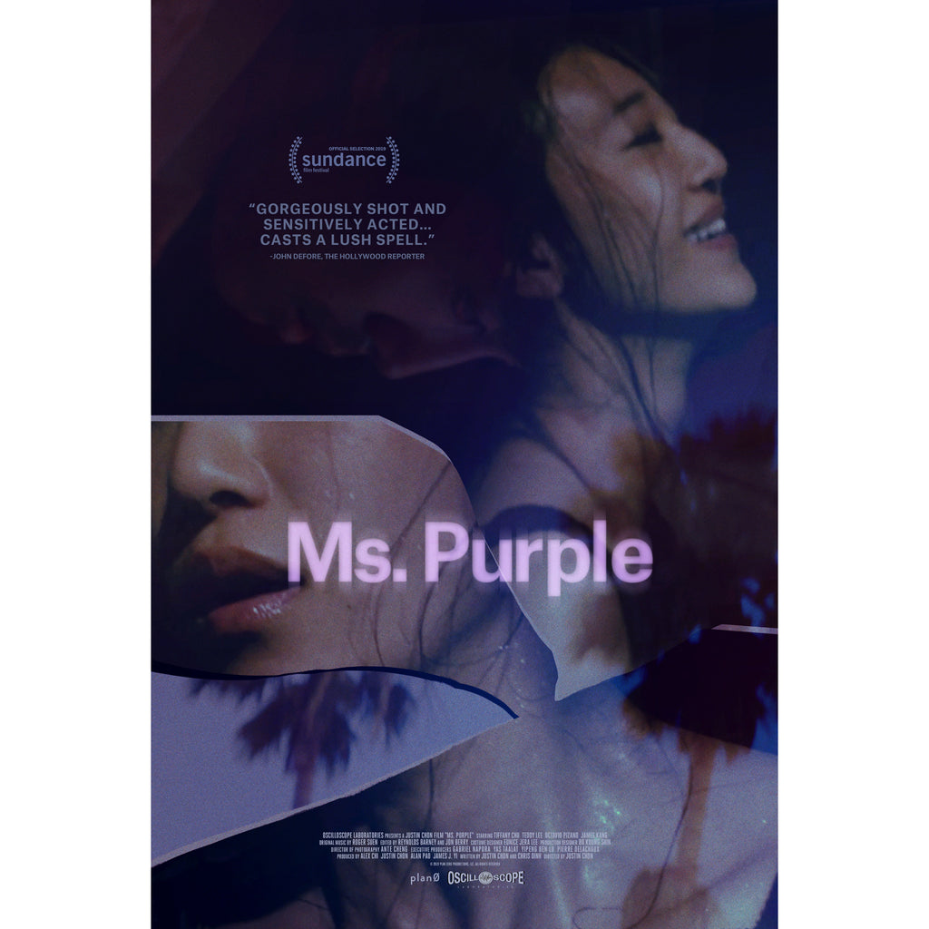 Ms. Purple Posters