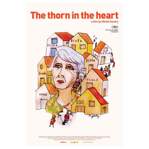 The Thorn In the Heart Poster